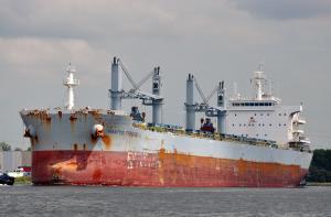 Photo of HANTON TRADER III ship