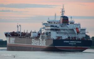 Photo of STENA IMPECCABLE ship