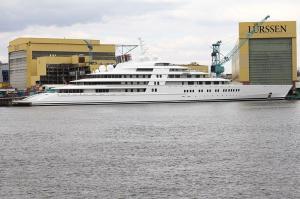 Photo of AZZAM ship