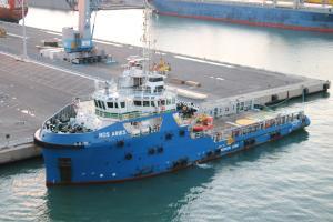 Photo of NOS ARIES ship