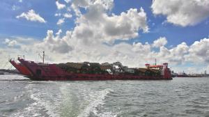 Photo of LCT PERMATA 7 ship
