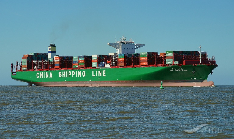 CSCL ARCTIC OCEAN photo