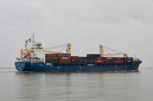 Photo of TIN ZIREN ship