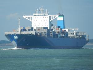 Photo of CEZANNE ship