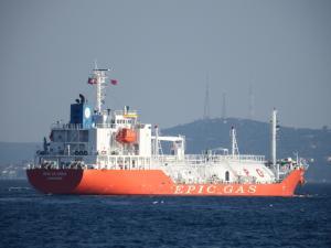 Photo of EPIC ST CROIX ship