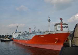 Photo of GREMIO ship