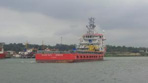 Photo of SEACOR MAYA ship