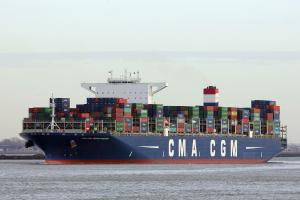 Photo of CMACGM GEORG FORSTER ship