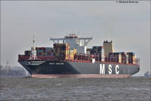 Photo of MSC OSCAR ship