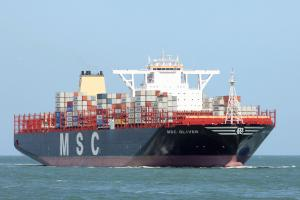 Photo of MSC OLIVER ship