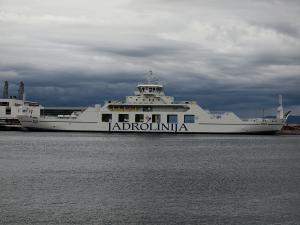 Photo of BRAC ship