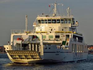 Photo of MLJET ship