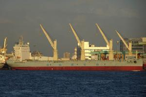 Photo of TIAN FU ship