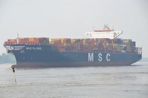 Photo of MSC ELODIE ship