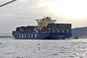 Photo of CMA CGM URUGUAY ship