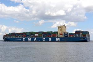 Photo of CMA CGM URUGUAY ship