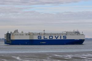 Photo of GLOVIS COSMOS ship