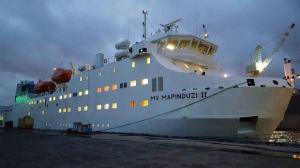 Photo of MAPINDUZI II ship