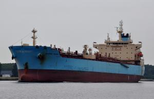 Photo of MAERSK TAMPA ship