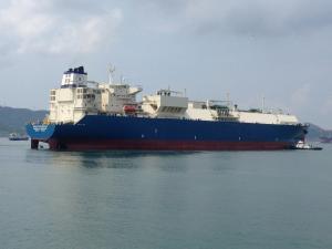 Photo of MARAN GAS PERICLES ship