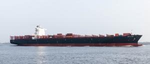 Photo of UASC AL KHOR ship