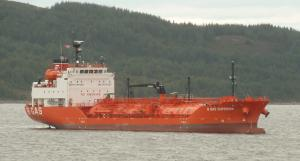 Photo of B GAS SUPERIOR ship