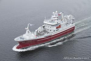 Photo of HAUGAGUT ship