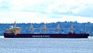 Photo of MAESTRO DIAMOND ship