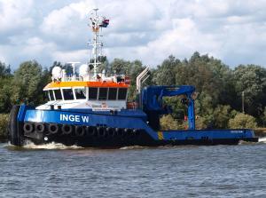 Photo of INGE W ship
