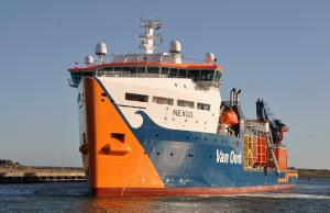 Photo of NEXUS ship