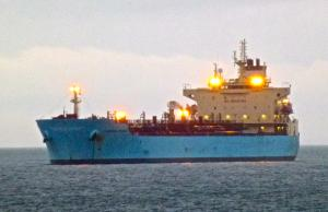 Photo of MAERSK TOKYO ship