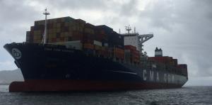 Photo of CMA CGM GANGES ship