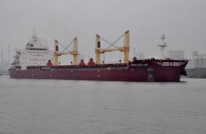 Photo of KIRAN CASPIAN ship