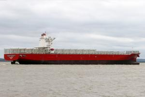 Photo of CCNI ANDES ship