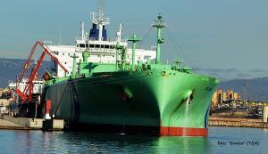 Photo of BW LIBRA ship