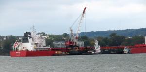 Photo of SBI JIVE ship