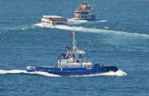 Photo of IRBIS ship