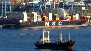 Photo of MSC DOMITILLE ship