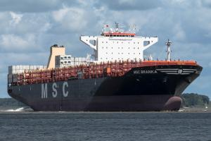 MSC BRANKA (IMO 9720495) Photo