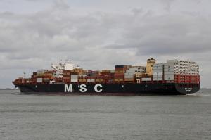 Photo of MSC BRANKA ship