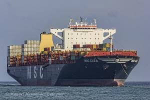 Photo of MSC CLEA ship