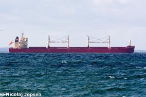 Photo of NAESS COURAGEOUS ship