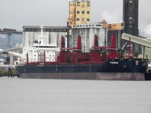 Photo of POWAN ship