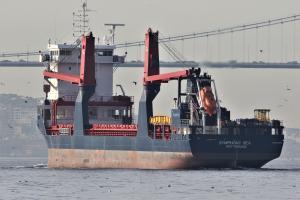 vessel photo SYMPHONY SEA