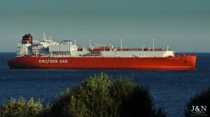 Photo of LA MANCHA KNUTSEN ship