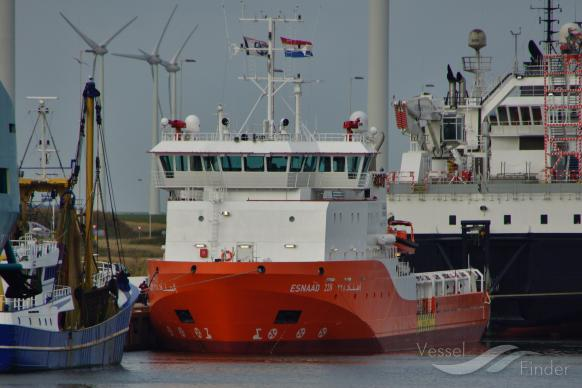 ESNAAD 228, Offshore Tug/Supply Ship - Details and current