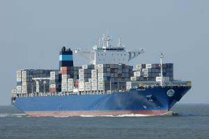 Photo of MAERSK SIRAC ship