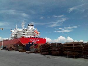 Photo of HAFNIA LENE ship