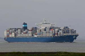 Photo of MAERSK STADELHORN ship