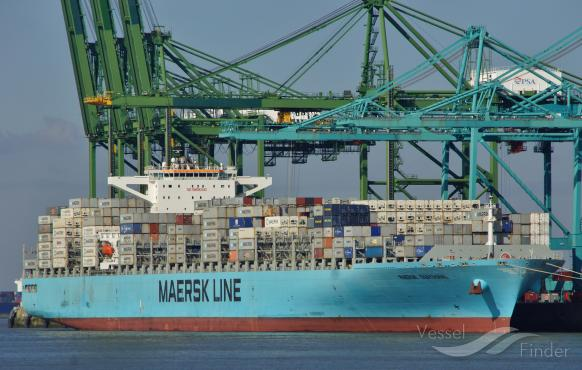 MAERSK GUAYAQUIL photo